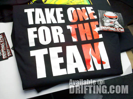 Drifting Shirt
