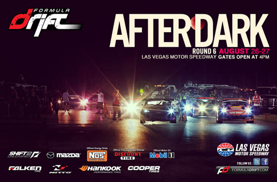 Formula D Las Vegas 2011