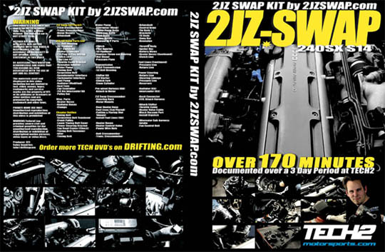 2JZ_SWAP_DVD 2jz 240sx swap wiring harness drifting com 2jz swap wiring harness at panicattacktreatment.co