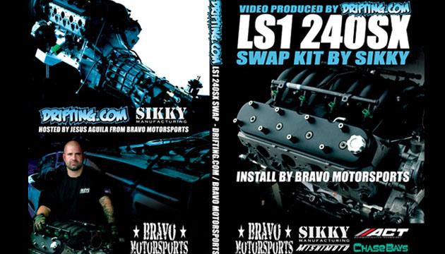 LS1 240SX Swap