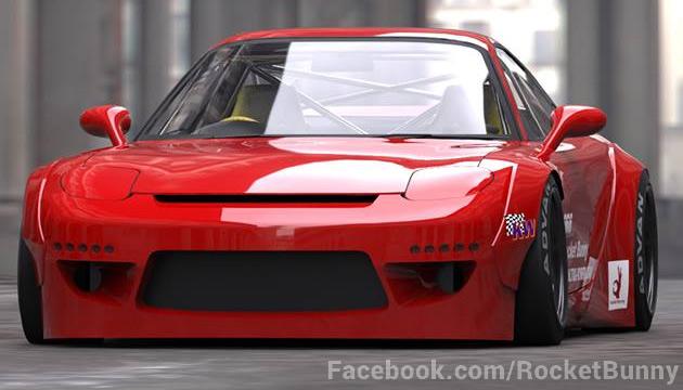 Rocket Bunny RX7
