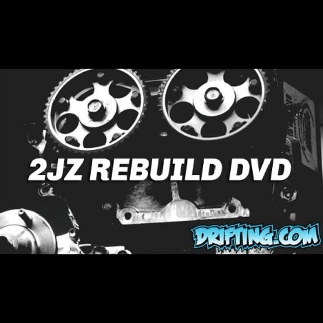 @DRIFTINGCOM - 2JZ Rebuild DVD (Preview) - Bronze vs Steel Guides