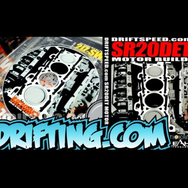 @DRIFTINGCOM SR20DET Rebuild DVD (Preview) - Produced by @DRIFTINGCOM / Hosted by DEREK HURFORD / Filmed at DRIFT SPEED