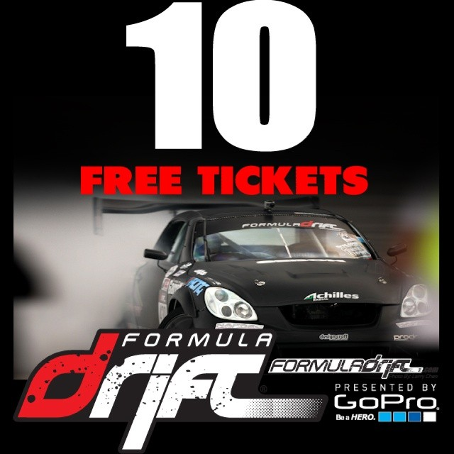 (17 DAYS AWAY) FORMULA DRIFT - Road Atlanta - May 9-10 2014 - 10 General Admission Tickets (1 Per Winner) - HOW TO ENTER: Tell us why you deserve tickets! You NEED to put some time into your response and use the hashtag #2014fdtickets to help support your story; that is how we select the winners. Ex. Your history of being an FD fan .. past events ? Favorite Driver and why ? What have you done to help promote drifting ?What are you looking forward to this year ? Are you building a drift car ? - DO NOT POST