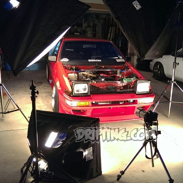 @DRIFTINGCOM Photo Shoot with Facebook.com/luischavez
