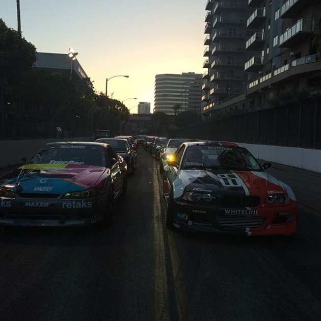 Getting ready for some night drifting @toyotagplb