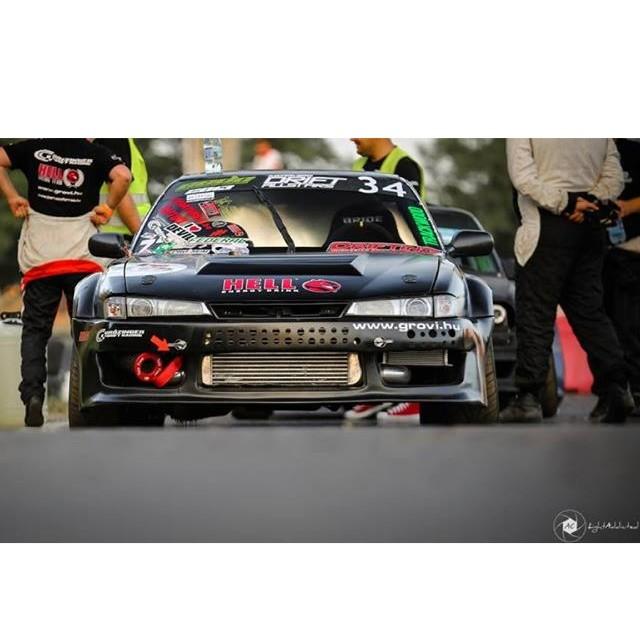 Grózinger Drift Racing 2JZ Powered S13.4 - Photo by Facebook.com/AClightaddicted