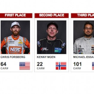 Formula Drift Long Beach 2014 results