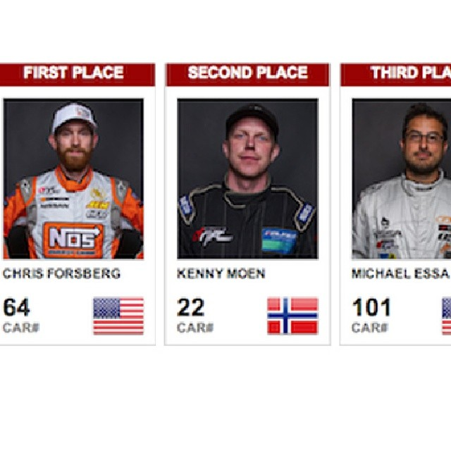 (RESULTS) Formula Drift Long Beach 2014