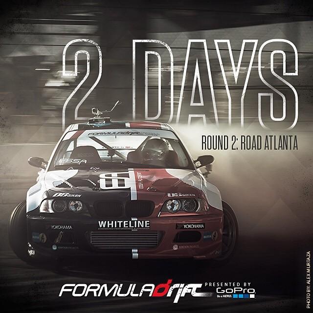 2 Days Left #formulad #formuladrift #fdatl