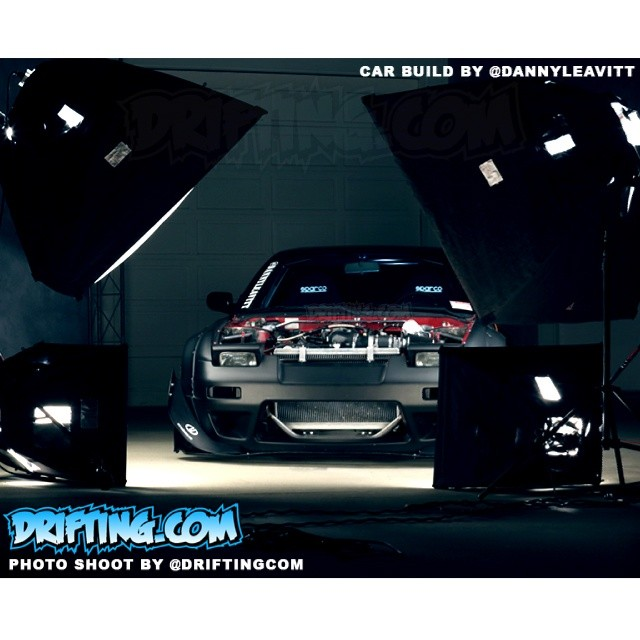 @DRIFTINGCOM Photo Shoot with @DANNYLEAVITT - More photo shoots are being scheduled !
