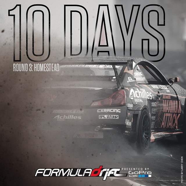 FORMULA DRIFT - Florida - May 30 - 31 (Kids Age 10 & Under get in FREE)