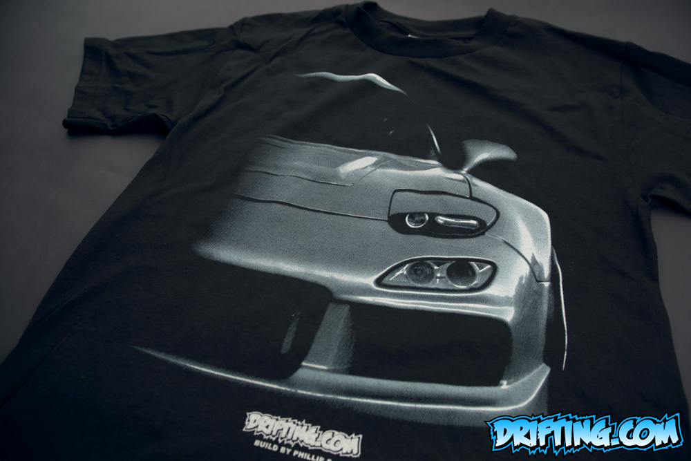 Shadow FD Shirt by Drifting.com