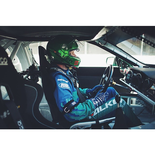 @justinpawlak13 stay FOCUS @falkentire #formulad #formuladrift Photo by: @larry_chen_foto