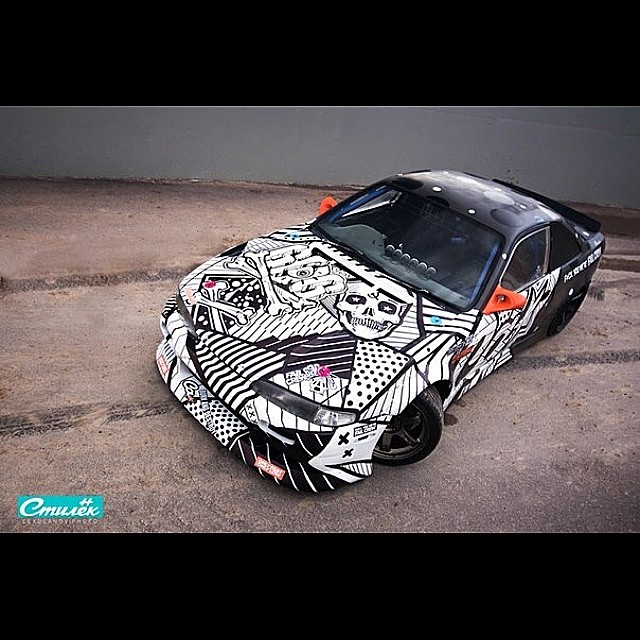 And you already check out the new photoshoot from @lexulanov for 'Stilek'? New @tvardovskymax look for season 2014 made by markers in @ciay studio!! It's awesome!! Watch full set on vk.com/stilek #s14 #zenki #игорянкарбон #wisefab #ciay #failcrew #stilek #стилёк #solow #instasolow @driftingcom #driftingcom