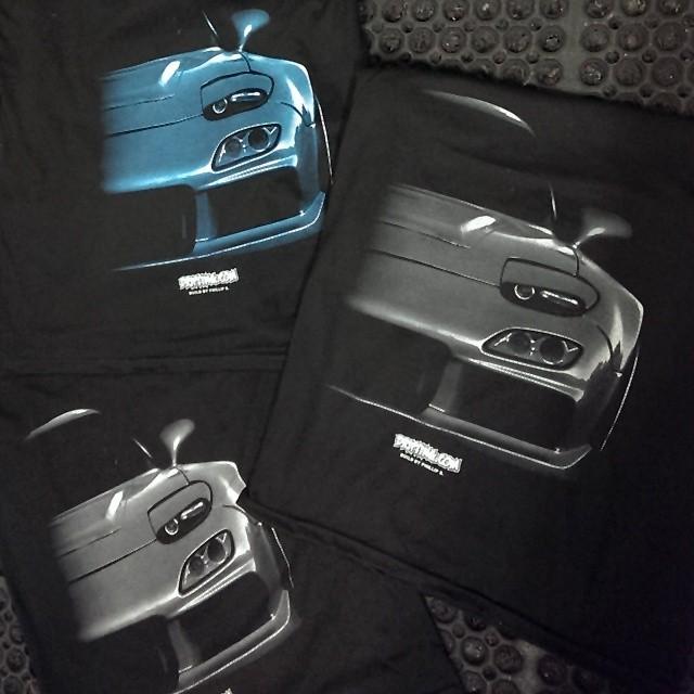 Best Color ? - (1) Blue - (2) Dark Grey - (3) Grey - Shadow FD Shirt by @DRIFTINGCOM