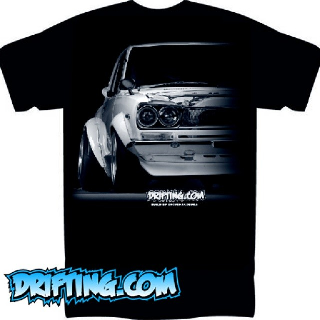 Old School Fatty by @DRIFTINGCOM