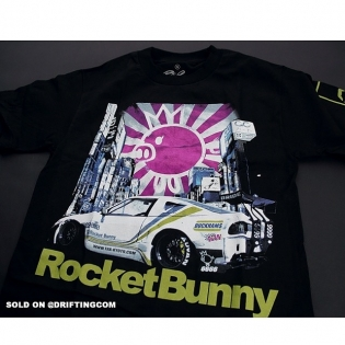 Rocket Bunny S13 Shirt - Sold on @DRIFTINGCOM