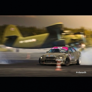 Russian Drift Series North !! @rdsnorth / @felikschitipakhovian
