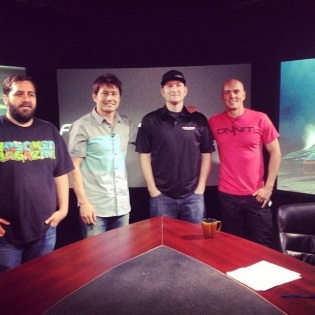 Thanks to @tkoki99 @ryanjsage @justinpawlak13 @joeyredmond and @onnit for another great #fdnation. See the show online at dailymotion.com