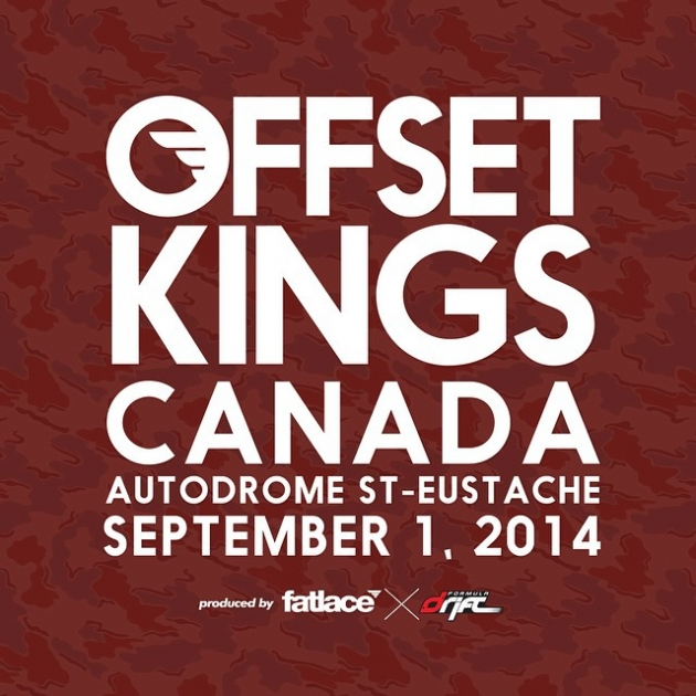 Fatlace's Offset Kings Showcase is coming to Canada!!! Sign up now at offsetkings.com |
