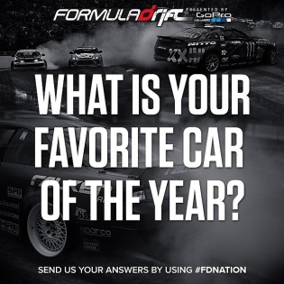 Favorite 2014 Formula Drift Car ?? Explain Your Answer !!