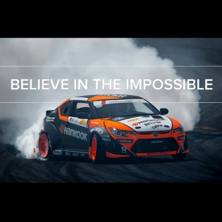 Motivation! The @hankookusaracing @scionracing tC built by #papadakisracing. Photo by @larry_chen_foto for @formulad.