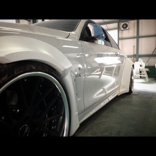 NEW. LB★WORKS BMW 4 @forgiato
