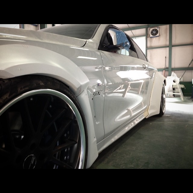 NEW. LB★WORKS BMW 4 #ltmw #lbworks #libertywalk #lbperformance #forgiato @forgiato #airrex #pirelli #bmw #speedhunter #ss #ssr