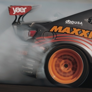 Roasted @ryantuerck @maxxistires | Photo by @linhbergh |