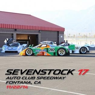 SEVENSTOCK 17 - November 22, 2014 - Auto Club Speedway, Fontana CA