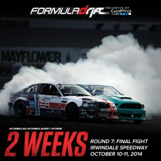 12 DAYS AWAY ! Formula Drift Irwindale
