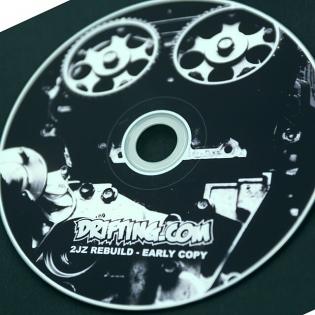 @DRIFTINGCOM 2JZ Rebuild DVD