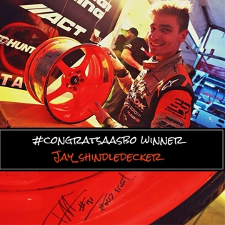 A big congrats to @jay_shindledecker on winning the Motegi Racing Traklite wheel off of the #DrifttC! Send your address and shirt size as a direct message to @motegiracing to claim your prize. I can't believe we got almost 500 entries... Thanks everyone - I promise there will be more contests!