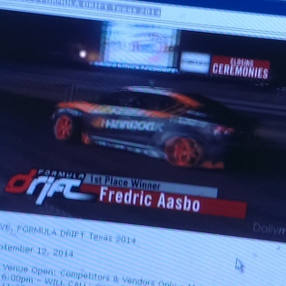 Fredric Aasbo - Formula Drift Texas 2014 Winner