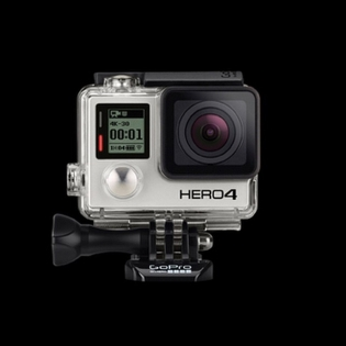 GoPro Introduces HERO4. We cant wait to capture drifting footage! |