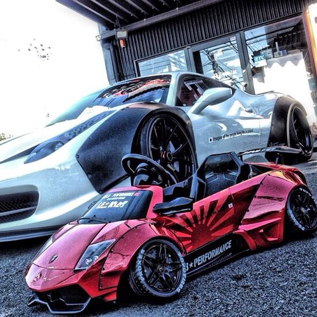lbkids car lamborghini libertywalk lbworks lbperformance libertywalkkato forgiato