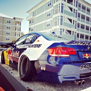 LB WORKS E92 x RED BULL Edition!!! @forgiato