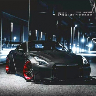Lb★works GTR r35 @forgiato