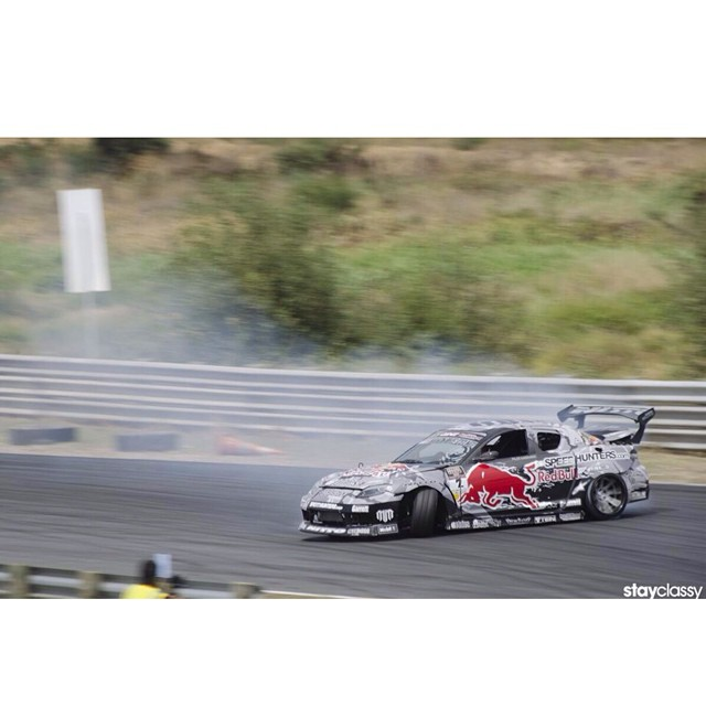 NZDrift Nationals this weekend at Hampton downs on Sunday, come check the fresh Gen6 #BADBUL and some BIG deep entries like this #backitin #maximumATTACK #aintcare #ZoomZoom | pic props @roowills