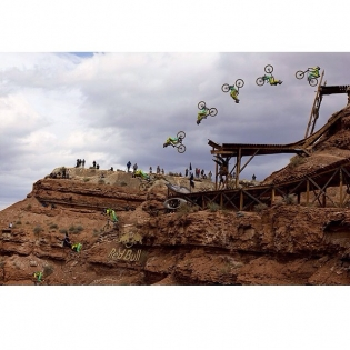 One of my favourite events is this weekend @redbull in Utah USA some of the most balls out athletes on the globe.