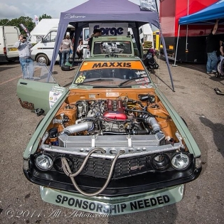 SR20 A28 Celica by @darkhorse_huxley / Photo by ALL-ACTION