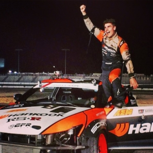 VICTORY IN TEXAS!!!! My team and sponsors have just one thing left to say: See you all at the 2014 Formula Drift finals at Irwindale Speedway in October.