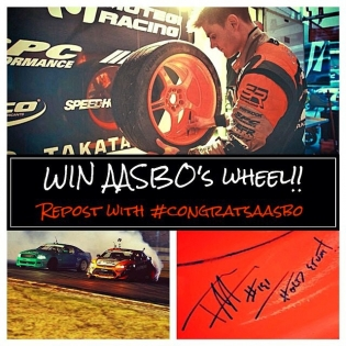 Want to win one of my signature @motegiracing Traklite wheels? To enter: 1. Repost this image and hashtag 2. Like MotegiRacing and @fredricaasbo 3. Tag 3 friends. Winner selected Friday!!