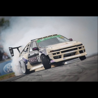 @irishdriftchampionship was awesome last weekend. The was the fastest car on track. Unfortunately it looks like am electrical fault knocked us out of the competition. Thanks to all our partners this year. We have big plans for 2015! @mishimoto @owendevelopments @falkentire @falkenmotorsports @advancedclutch @turbobygarrett