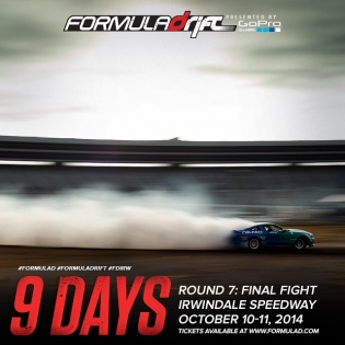 Formula Drift Irwindale 2014