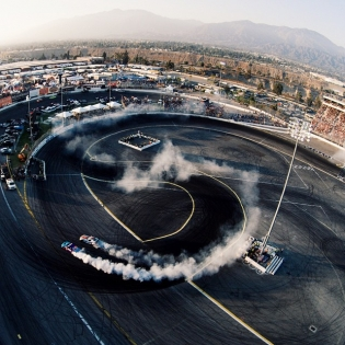 "The ""House of Drift"" 