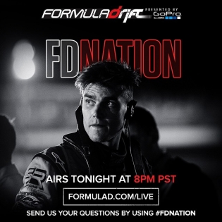 Tune-in tonight at 8PM PST at www.formulad.com/live for another |