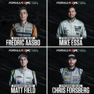 WHO WILL WIN AND WHY ?? Pick ANY driver from the COMPLETE drivers list !!