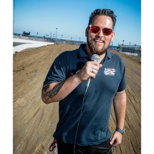 Also on our international invite list for @redbull 2014 is the best MC in the business @jaroddeanda 'The Voice of Drift' who has been announcing @formulad for 11yrs and also the MC for @redbullgrc @xgames and BAJA1000 to name a few. I'm so stoked to have J-Rod back for 2014 #SENDIT!!!